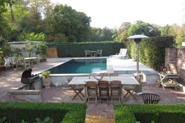 Aanleg tuin en bestrating nijmegen van schadewijk for Zwembad uden
