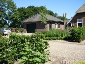 Tuin aanleg Hernen - gemeente Wijchen